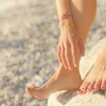 足の硬い角質を除去するフットケアの方法!をネイリストが解説します
